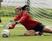 - Goalie -
