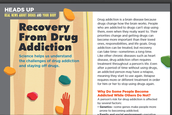 Recovering from Drug Addiction