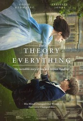 The Theory of Everything: Monday, June 15 at 1 PM
