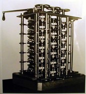 1837 Charles Babbage published a paper describing a mechanical computer