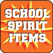 School Spirit Clothing - Orders Due Jan 29th