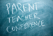 It's not too late to sign up for parent/teacher conferences!