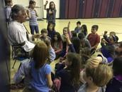 Lenape Lifeways Assembly!