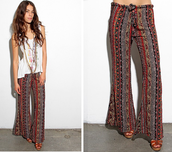 Modern Bell-Bottoms