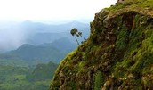 Ethiopians highlands