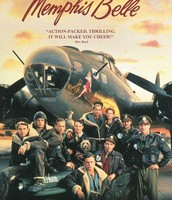 Memphis Belle Movie Cover