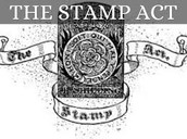 Stamp Act (pg. 152,157,171)