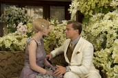 Gatsby and Daisy Reunite : Scene Analysis