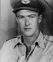 Roald Dahl in the Royal Air Force