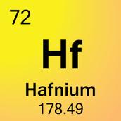 Hf (Hafnium)