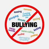 October is Anti-Bullying Month!