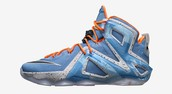 The LeBron 12 Elite
