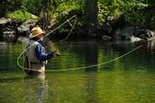 flyfishing in canada