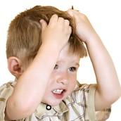 ילד עם בעיית קשב וריכוז