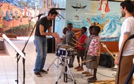 A Concert for Kids in Nairobi, Kenya