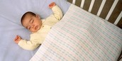 How a baby should sleep