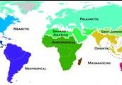 Regions of Earth