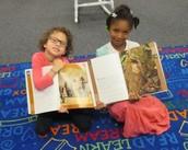 We love animal books!