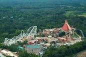 El Parque de Diversiones (Xetulul Theme Park)