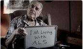 Man living with ALS