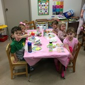 Easter party fun!