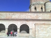 The church of San Miguel