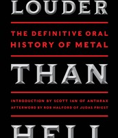 Louder than hell: The definitive oral history of metal - jon Wiederhorn & Katherine Turman