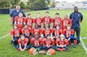 Football Teaches KIds Teamwork!