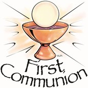 Congratulations to our First Communicants