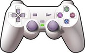 This a Playstation 3 controller.
