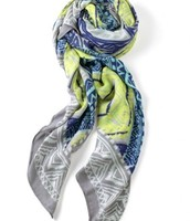 Union Square Scarf - Multi Geo