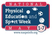 NATIONAL PHYSICAL EDUCATION & SPORT WEEK