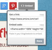 "4. Copy the ""Embed Code"""