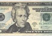 20 dollarit.
