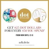 Earn Dot Dollars!!