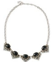 Rory Black Necklace $25