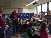 Mr. Bratten visits!