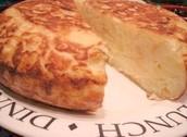 Tortilla Espanolia