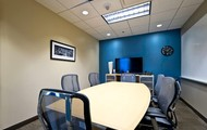 ONE OF TWO CONFERENCE ROOMS