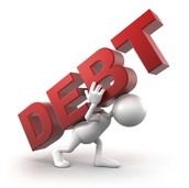 Positive and Negative Debt