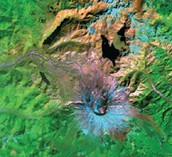 Mount St. Helens erupted on May 18, 1980