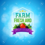 Fresh, locally grown produce