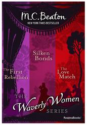 RosettaBooks offering Waverly Women Series eBook Bundle Just for $1.99