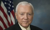 President pro tempore of the Sentate.