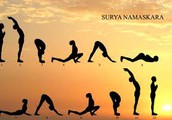 The Sun Salutation is a Crown Jewel of Hatha Yoga