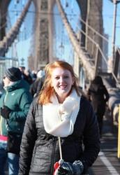 EHS Student Spotlight:  Amelia Watson