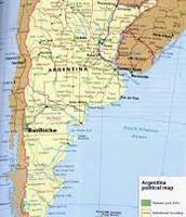 Argentina's Map