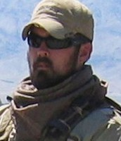 Marcus Luttrell (Main Protagonist, Author) Flat, Static