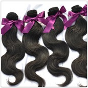 Our shop sells the Best Virgin Hair In Town!!!