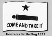 Battle of Gonzales Come and Take It Flag